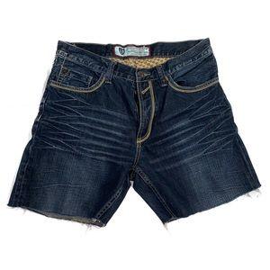 Artful Dodger denim jean shorts